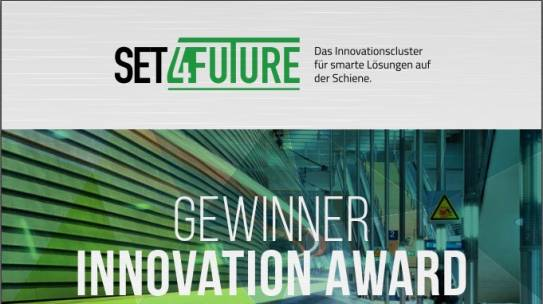 Elektrant Smart ID Gewinner des SET4FUTURE Innovation Awards 2020