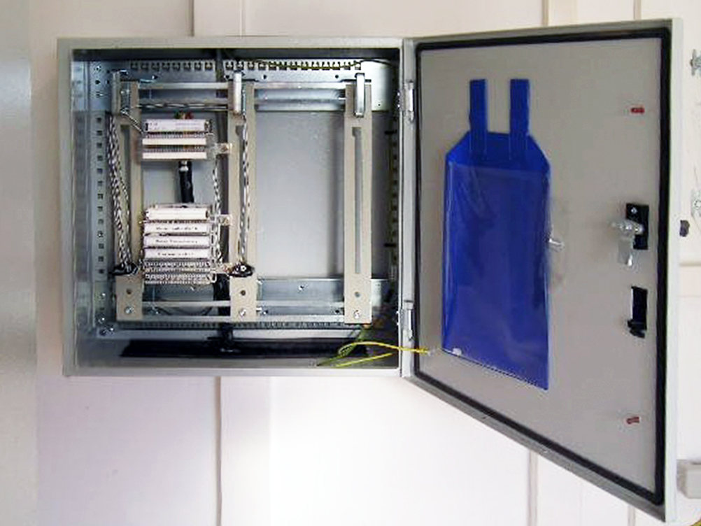 Cable cabinets