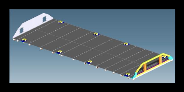 Projekte | Photon fertigt Komponenten für neue Nachtzüge der ÖBB