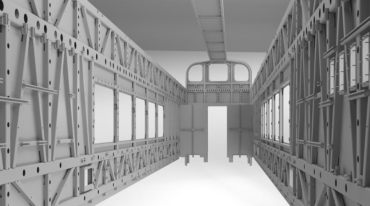 Laserstrahlschweißen im Schienenfahrzeugbau